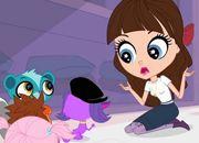 Blythe Baxter Ooops LPS | Juegos Littlest Pet Shop - jugar LPS online mascotas