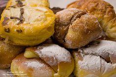 Facturas argentinas Visit Argentina, Pretzel Bites, Baked Potato, Yummy Food, Yummy Recipes, Sweets, Meals, Breakfast, Ethnic Recipes
