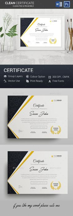 Blank Certificate Of Achievement Template - Blank Certificate Of Achievement Template , Printable Calendar 2018 with Inspirational Quotes Certificate Certificate Layout, Certificate Of Achievement Template, Certificate Design Template, Printable Certificates, Attendance Certificate, Stationery Templates, Stationery Design, Design Templates, Brochure Design