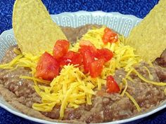 Refried Beans in the Crock Pot - easy, yummy, and so much better than canned beans. www.getcrocked.com