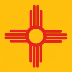 """My yoga novel """"Ashram"""" draws on ancient wisdom and practice. The sun symbol of the Zia People is also on the state flag of New Mexico. Sacred Symbols, Love Symbols, Prayers For The Dying, Draplin Design, Native American Prayers, Logo Design Love, New Mexican, Land Of Enchantment, Cow Skull"""