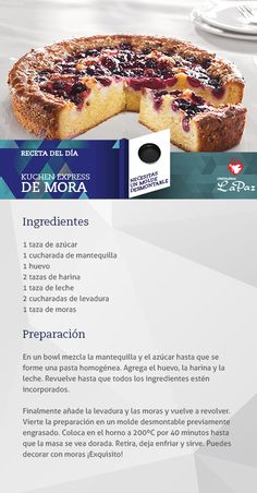 Gourmet Recipes, Dessert Recipes, Mexican Sweet Breads, Spanish Desserts, Chilean Recipes, Food Humor, Cheesecake Recipes, Baked Goods, Cupcake Cakes
