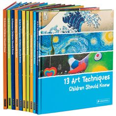 The complete children should know series.   35 Holiday Gifts That Will Secretly Challenge Kids' Minds
