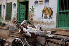 Varanasi, India by Steve McCurry