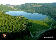 bolu-abant gölü