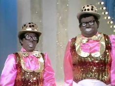The Two Ronnies - The Short And Fat Minstrel Show