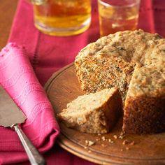 We've combined the classics -- zucchini and carrot -- to make Mom's Zucchini-Carrot Bread. More zucchini bread recipes: http://www.bhg.com/recipes/bread/zucchini-bread1 #myplate