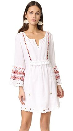 7e17e934c84768 Club Monaco Gustavah Dress White Beaded Dress