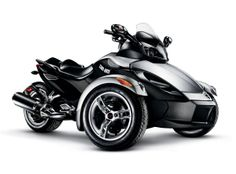 Can-Am Spyder. Yes, please.