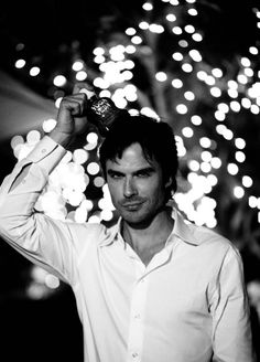 Ian at The Influence Affair for the IS Foundation, April 212012 in Bel Air, California