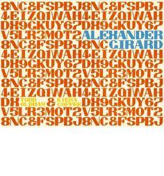 alexander girard book
