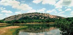 Enchanted Rock in the hill country a must on your hikes to do. The view alone is worth it.