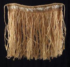 piupiu (skirt) - collections_tepapa_govt_nz