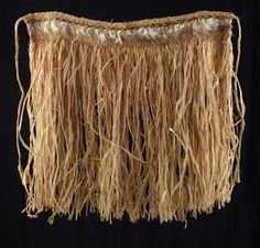 piupiu (skirt) - collections_tepapa_govt_nz