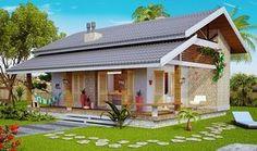Fachada de tijolo, madeira ou concreto? Conheça as vantagens e desvantagens de cada uma