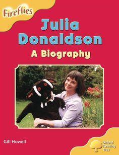 Julia Donaldson - A biography
