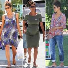 Halle-Berry-Pregnancy-Style-2013 | Flickr - Photo Sharing!