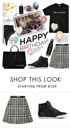 """""""Happy Birthday, Polyvore!"""" by tuccipolo ❤ liked on Polyvore featuring Jill Stuart, bkr, Anja, women's clothing, women, female, woman, misses, juniors and contestentry"""