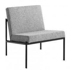 Artek Kiki Lounge Chair - black