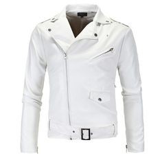 507f4512d065 Cheap leather biker jacket, Buy Quality motorcycle leather jacket directly  from China biker jacket Suppliers