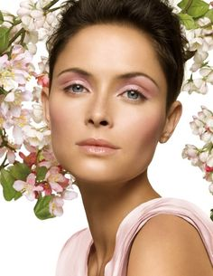 clinique makeup super natural looking and beautiful
