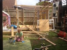Perfect Build A Garden Office Diy Office In Garden Build Roger Perkin How To Build  Your Own