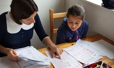 A great tutor can make a huge difference in a child's educational success.  One-on-one in-home #tutoring can help a child gain self-confidence and a thorough understanding of the subject matter. The student will learn good study habits to ensure success.