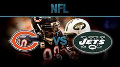 Watch Monday Night Football with us!  #MondayNightFootball #MNF #NFL #ChicagoBears #NewYorkJets #BearsVSJets