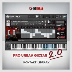 Pro Urban Guitar 2.0 KONTAKT SYNTHiC4TE | March 05 2016 | 90 MB Be The Guitarist You Need! Urban-Pro Guitar 2.0 is a unique sampling instrument that allo