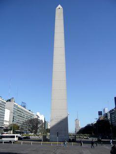 El Obelisco - Buenos Aires
