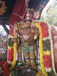 Mannargudi Rajagopalan Day 6 Utsavam Morning  2014 -3