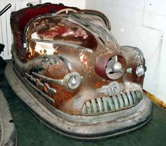 Just A Car Guy : Carnival bumper car gallery from Fifties50s.blogspot.com