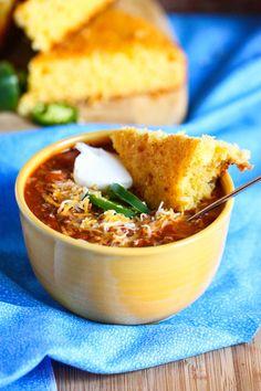 All-American Beef Chili Recipe   Fresh Tastes Blog   PBS Food