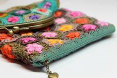 Crochet Purse Inspiration  ❥ 4U // hf