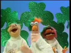 "The Muppets - ""Danny Boy"" [featuring The Swedish Chef, Animal & Beaker. For my brother, Danny. Jim Henson, Irish Songs, Irish Dance, Swedish Chef, Make My Day, Comedy, The Muppet Show, Beastie Boys, Disney"