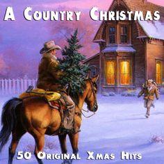A Country Christmas - 50 Xmas Hits [Full Album]