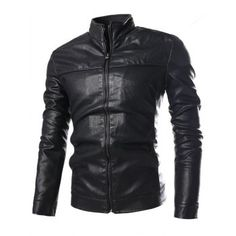 SHARE   Get it FREE   Stand Collar PU-Leather Zip-Up JacketFor Fashion  Lovers only 80,000+ Items·FREE SHIPPING Join Dresslily  Get YOUR  50 NOW! 48b2855440