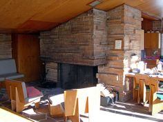 Seth Peterson Cottage, by Frank Lloyd Wright 20090312 4211