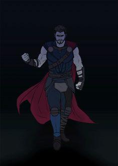 Thor, god of thunder⚡⚡⚡