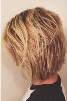 Short Layered Bob Pictures   Short
