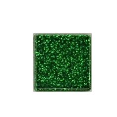 EMERALD GLITTER GLASS TILE available at www.MarylandMosaics.com