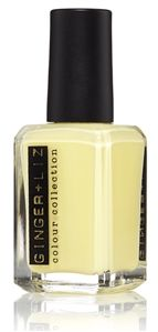 Ginger + Liz Playing Innocent is a creamy opaque pastel yellow shade that is both dainty and stylish.