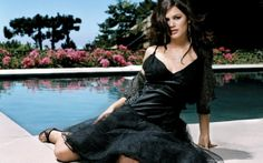 Rachel Sarah Bilson Black HD Wallpapers. For more cool wallpapers, visit: www.Hdwallpapersbank.com You can download your favorite HD wallpapers here .. It's free