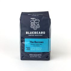 Notes: Bluebeard's in-house espresso and signature blend, Chocolate, caramel, spice with red fruit and light citrus finish. Component Coffees: FTO Cooperative Union, San Juan del Rio Coco, NicaraguaUnion Cantinil, Huehuetenango, Guatemala washed process Gedeb, Yirgacheffe, Ethiopia
