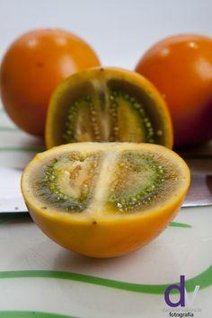 Lulo. Tropical Fruit.