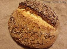 Pane con semi di girasole con Lievito Naturale o Pasta Madre