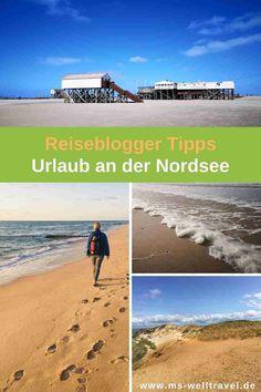 Kurzurlaub an der Nordsee - Reisetipps von Reisebloggern Us Travel, Travel Tips, Travel Destinations, Short Vacation, North Sea, Beach Trip, Vintage Travel, Vintage Posters, Places To See