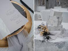 M A R M O | Bridal Editorial in Carrara - Stefano Santucci Studio Greek Statues, Haute Couture Dresses, Bridal Boudoir, In Ancient Times, Carrara, Minimal Design, Body Painting, Editorial, Studio