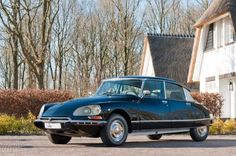 Citroen DS23 IE Pallas Prestige 1973 | ▲ ✂  20161122,0144