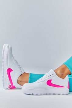 0bb2149d4bb62 The new Nike Air Force 1 Jester XX sneakers coming in a white and pink  colour